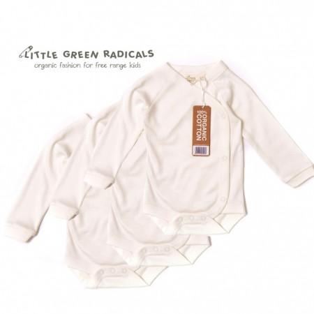 LGR 3 Pack Kimono LS Bodies