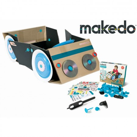 Makedo Find & Make Car