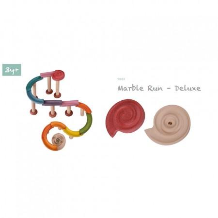 Plan Toys Marble Run-Deluxe