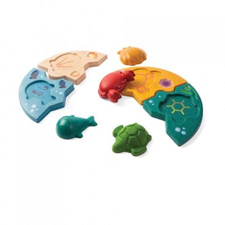 Plan Toys Marine Puzzle
