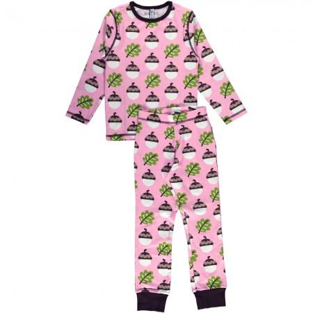 Maxomorra Acorn LS Pyjamas