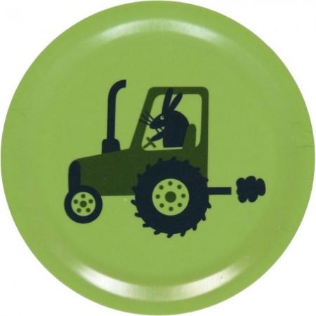 Maxomorra 10th Anniversary Farm Coaster