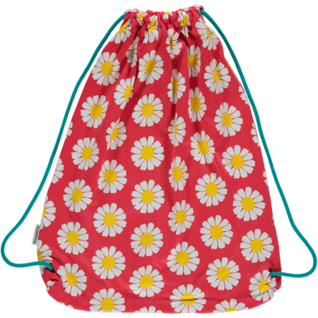 Maxomorra Coral Daisy Gym Bag
