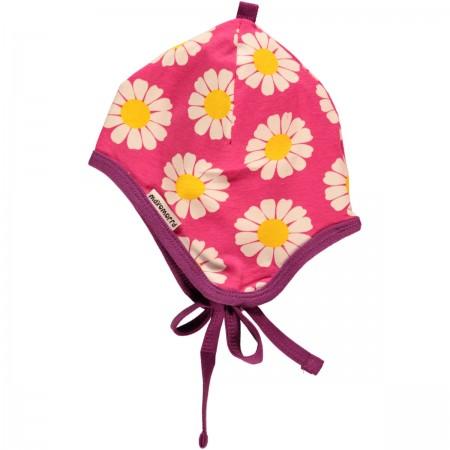 Maxomorra Daisy Baby Bonnet Hat