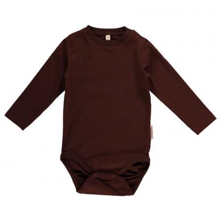 Maxomorra Dark Brown LS Body