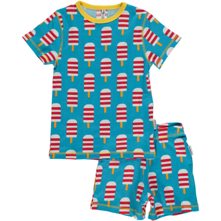 Maxomorra Ice Cream SS Pyjamas