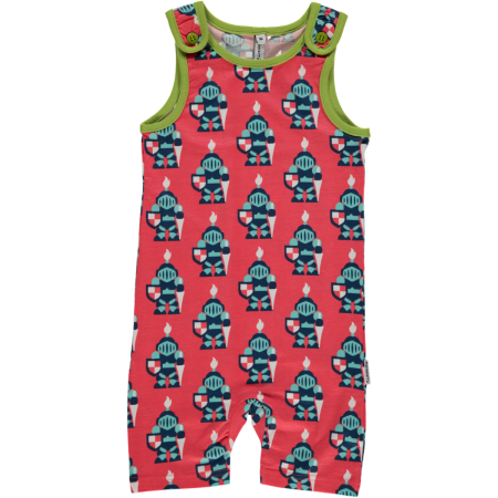 Maxomorra Short Knight Dungarees