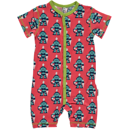 Maxomorra Knight Shortie Romper
