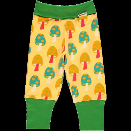 Maxomorra Mushroom Rib Pants