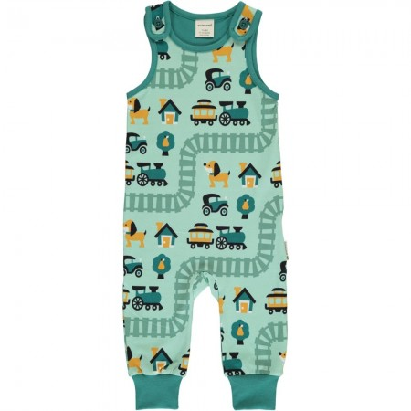 Maxomorra Old Town Dungarees