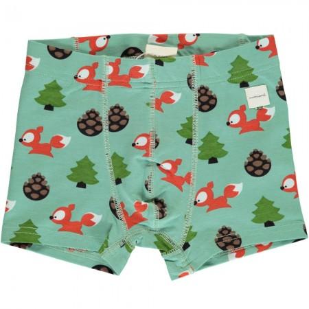Maxomorra Busy Squirrel Boxer Shorts