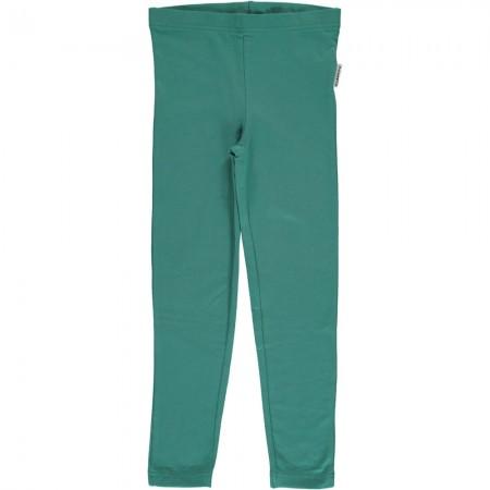 Maxomorra Green P  Leggings