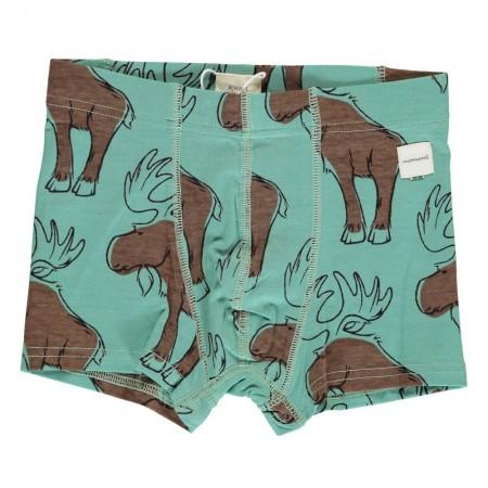 Maxomorra Mighty Moose Boxer Shorts