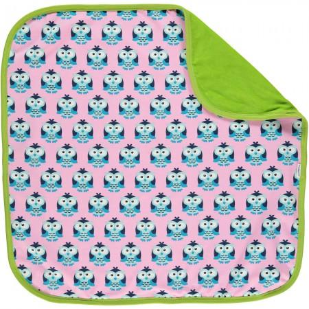 Maxomorra Owl Blanket