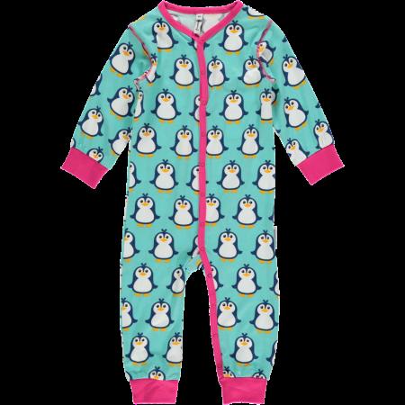 Maxomorra Penguin Romper