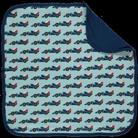 Maxomorra Racer Car Blanket