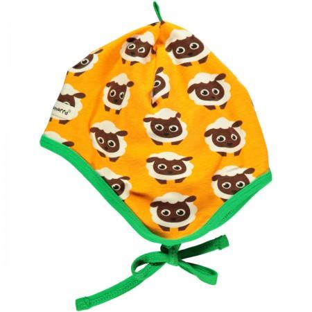 Maxomorra Sheepy Baby Bonnet Hat