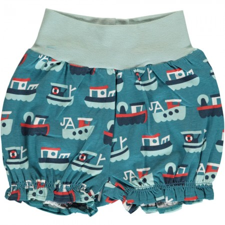 Maxomorra Trawler Rib Shorts