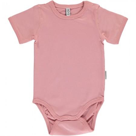 Maxomorra Dusty Pink SS Body