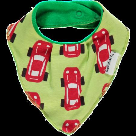 Maxomorra Sports Car Dribble Bib