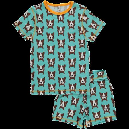 Maxomorra Dog SS Pyjamas
