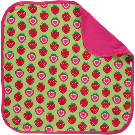 Maxomorra Strawberry Blanket