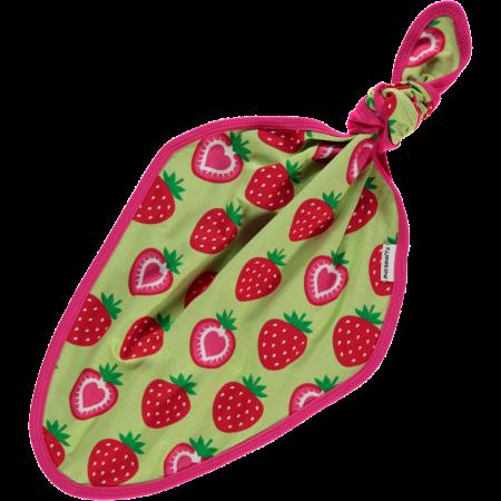 Maxomorra Strawberry Knot Blanket