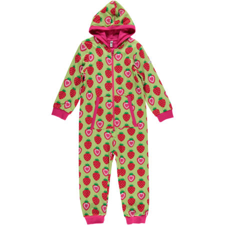 Maxomorra Strawberry One Piece