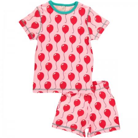 Maxomorra Shortie Balloon Pyjamas