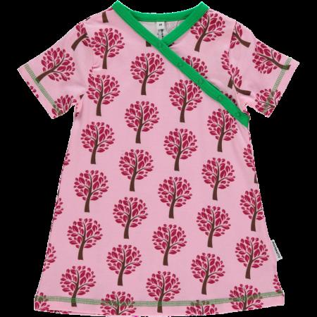 Maxomorra Tree Wrap SS Dress