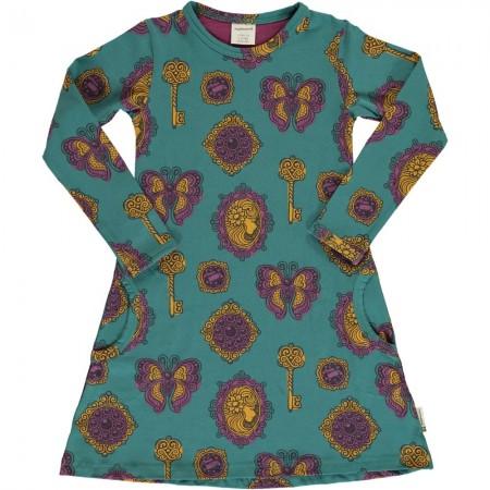 Maxomorra Vintage Treasures LS Dress