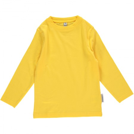 Maxomorra Yellow LS Top