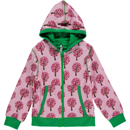 Maxomorra Tree Zip Hoody