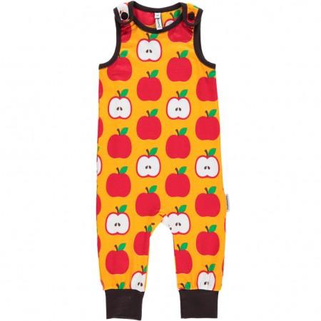 Maxomorra Apple Dungarees