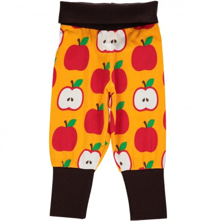 Maxomorra Apple Rib Pants