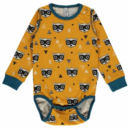 Maxomorra Bandit Raccoon LS Body
