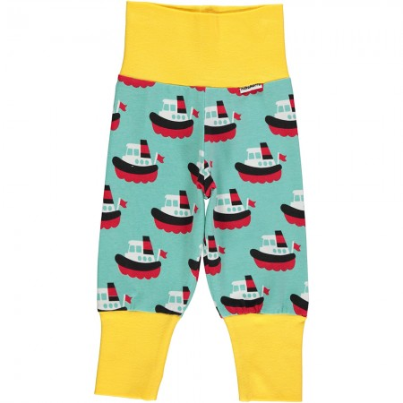 Maxomorra Boat Rib Pants