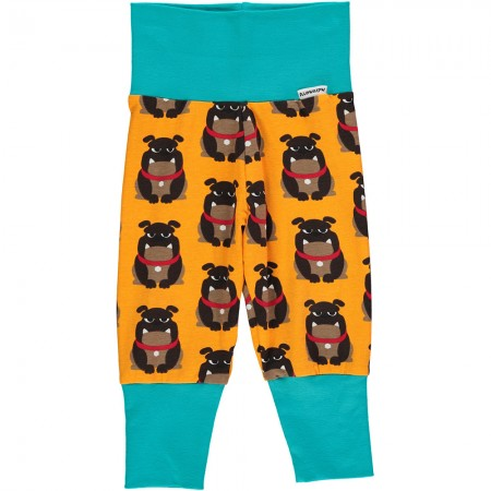 Maxomorra Bulldog Rib Pants