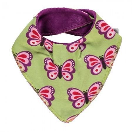 Maxomorra Butterfly Dribble Bib