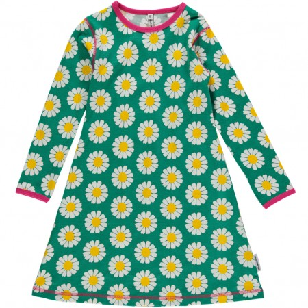 Maxomorra Daisy LS Dress