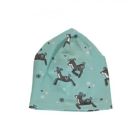 Maxomorra Dashing Reindeer Regular Hat