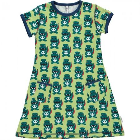Maxomorra Dino SS Dress