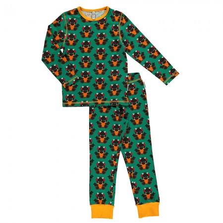 Maxomorra Dragon LS Pyjamas