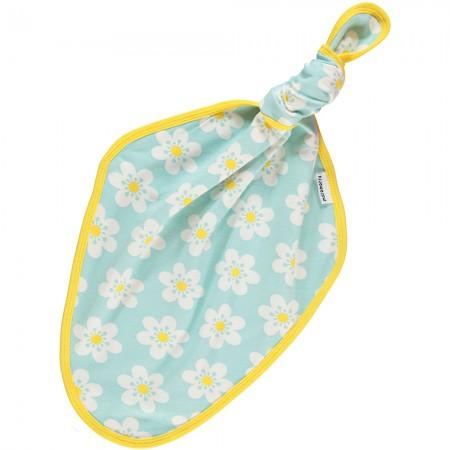 Maxomorra Flower Knot Blanket