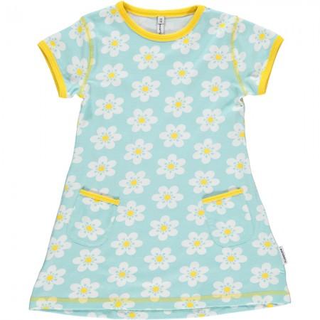 Maxomorra Flower SS Dress