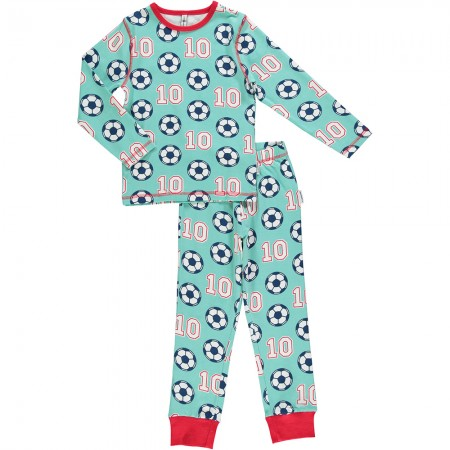 Maxomorra Football LS Pyjamas