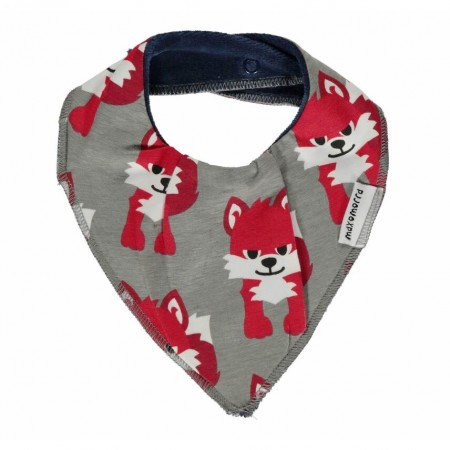 Maxomorra Fox Dribble Bib