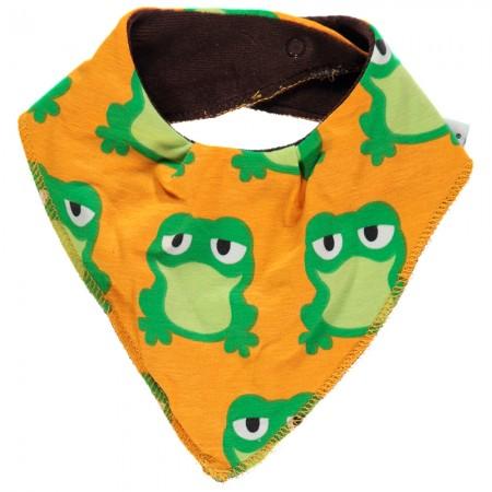 Maxomorra Frog Dribble Bib