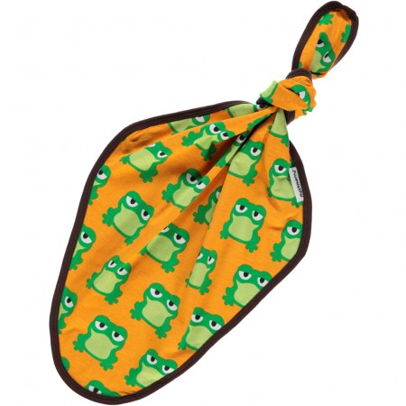 Maxomorra Frog Knot Blanket