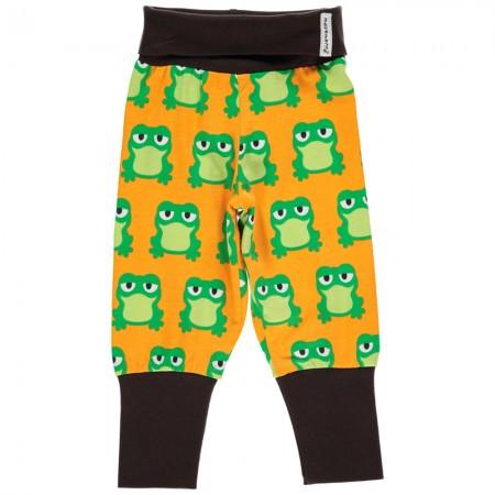 Maxomorra Frog Rib Pants